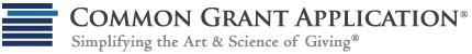 The Common Grant Application